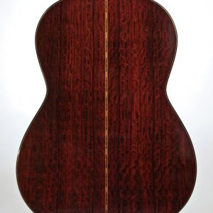 cocobolo rosewood back