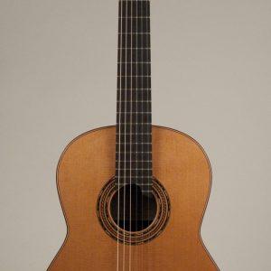 cedar guitar