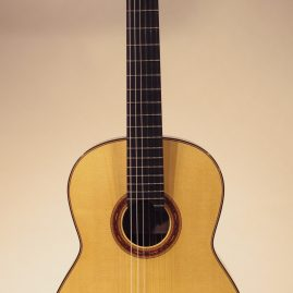 New 2016 Spruce Guitar for Sale